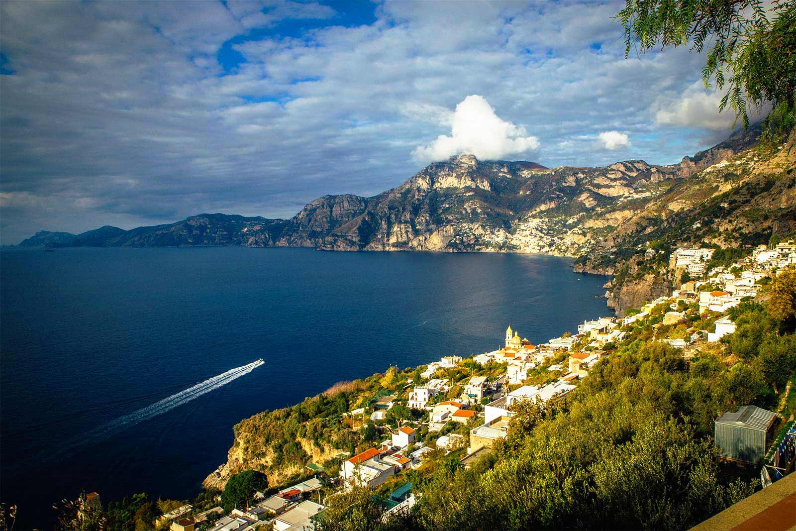 Hotel Margherita Praiano Vacanze Relax In Costiera Amalfitana
