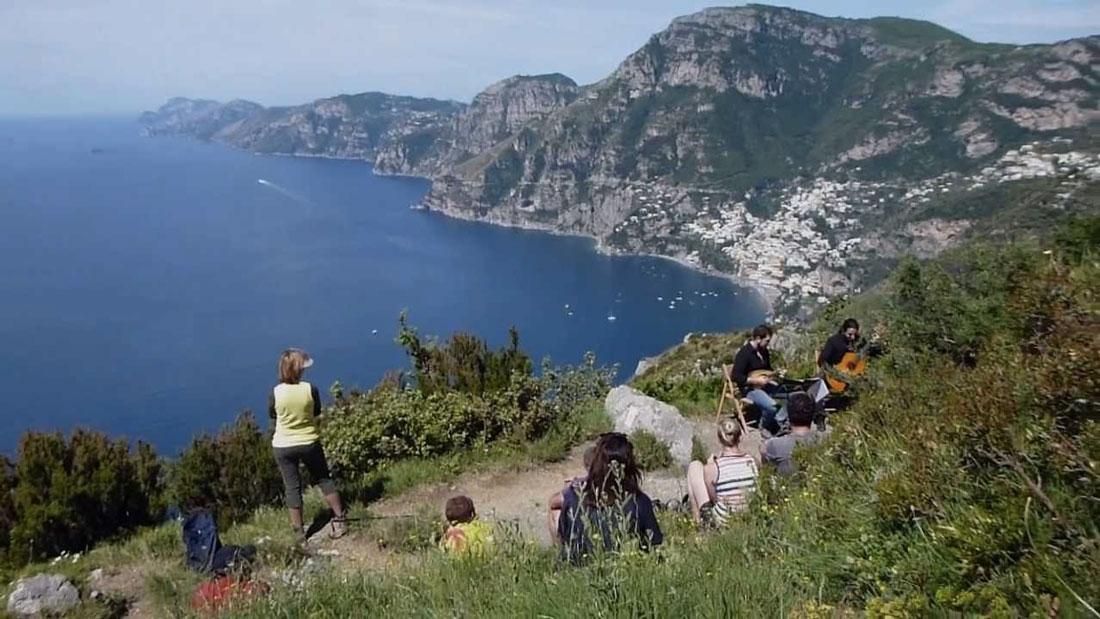 holidays amalfi coast