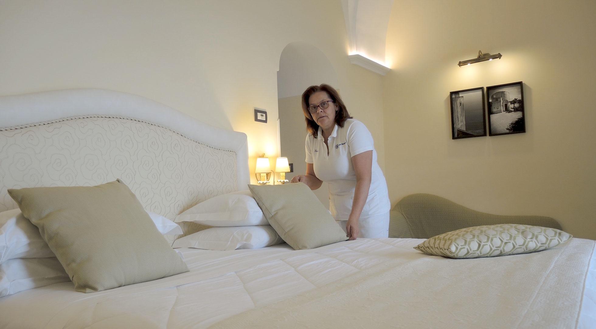alberghi conduzione familiare costiera amalfitana