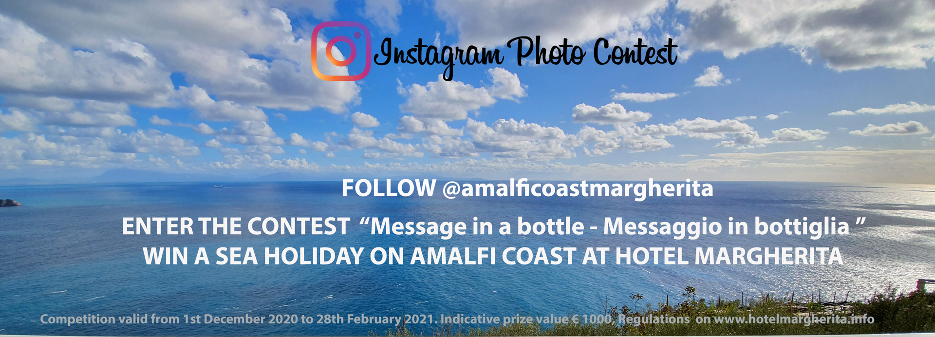 Instagram-Contest-Win-Sea-Holiday-Amalfi-Coast