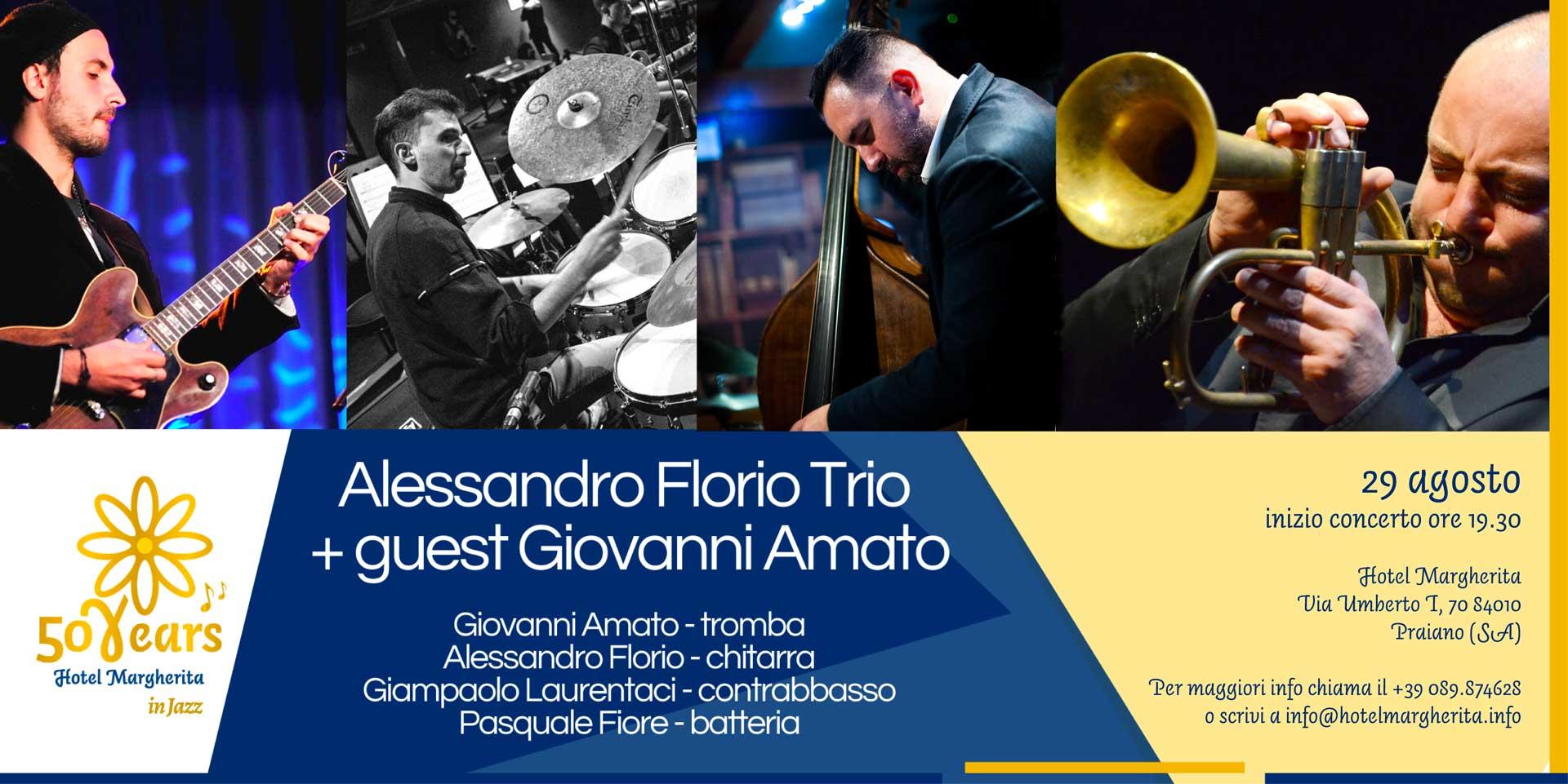 Jazz Costiera Amalfitana agosto 2021
