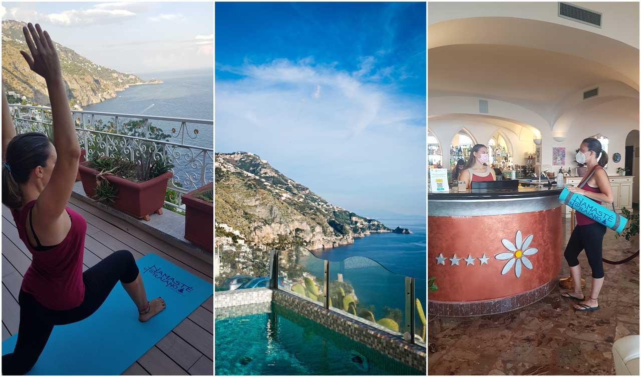 Viaggi Yoga Costiera Amalfitana